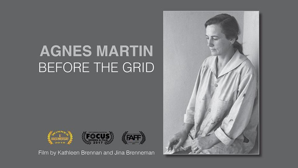 Agnes Martin - Before the Grid
